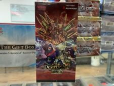 Cardfight Vanguard V-EB01 The Destructive Roar Booster Box SEALED NEW ENG