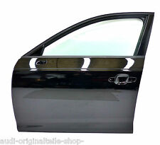 Audi A4 8W Avant / Limo vorn links Fahrerseite Tür Türe LY9B Brillantschwarz