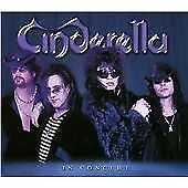 In Concert, Cinderella, Audio CD, New, FREE & FAST Delivery