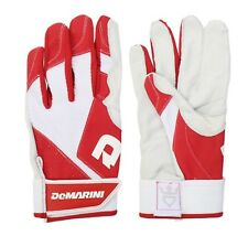 Wilson Men DeMarini Baseball Hitter Glove Red White Training Batter WTV6111SC