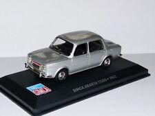 SIM14F Voiture 1/43 IXO altaya SIMCA abarth 1150S 1963