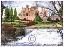 Watercolour Reproduction Art Landscape Paintings