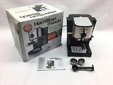Hamilton Beach 40792 Espresso Maker, One Size, Black