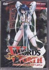 Dvd WORDS WORTH ~ PROFEZIE PERVERSE ~ DOKI DOKI COLLECTION anime VM18 nuovo 2009