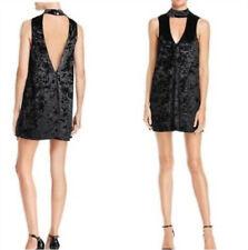 Show Me Your MuMu Black Choker Mini Dress Small NWT NEW orig $146 New Year's Eve