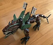 Lego Ninjago 2509 Earth Dragon Defense Dragon Only!!