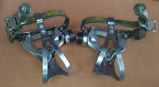 "80's 	Pedals Shimano PD-7300, Dura-Ace AX - 1"" x 24 (Dyna-Drive) Used in VGC"