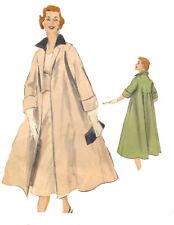 """Vintage années 1950 sewing pattern vogue conception spéciale embrayage swing manteau B34"""""""