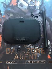Virtual Toys The Dark Zone Agent Black Figure Stand loose 1/6th scale