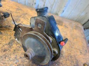 Power Steering Pump 3.8L Fits 1982 GRAND PRIX 472095