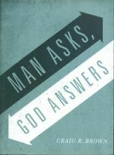 Man Asks God Answers [Hardcover]