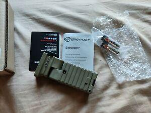 Streamlight Inc. Sidewinder LED US Military Flash Light Coyote Tan