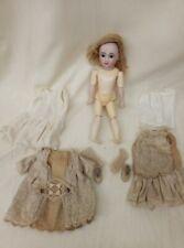 Antique Bisque/Porcelain Doll by J. Strode