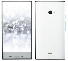 SOFTBANK SHARP 403SH AQUOS CRYSTAL 2 ANDROID UNLOCKED SMARTPHONE JAPAN WHITE NEW