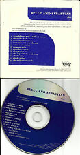 BELLE AND SEBASTIAN Boy with the Arab Strap 1998 USA ADVNCE PROMO DJ CD OLE 311