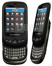 NEW ALCATEL OT-980 OT-980a AT&T T-MOBILE UNLOCKED BLACK SMARTPHONE