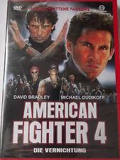 American Fighter 4 - Die Vernichtung - uncut - Michael Dudikoff, David Bradley