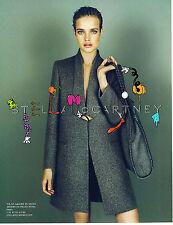 PUBLICITE ADVERTISING 2010   STELLA MAC CARTNEY  haute couture