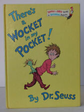 DR. SEUSS There's a Wocket in my Pocket FIRST EDITION