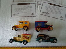 MATCHBOX GREAT AMERICAN MICRO BREWERIES LEXINGTON-SAN ANDREAS-SUNVALLEY-NORTH