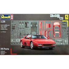 Revell 07254 348 TS Ferrari 1/24 Scale Plastic Model Car Kit