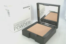 KORRES MULTI-VITAMIN COMPACT POWDER lightweight matte finish mirror shade MVP5