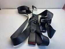 2006-2013 LEXUS IS250 REAR CENTER PASSENGER SEAT BELT W/ RETRACTOR BLACK OEM