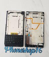 Original blackberry priv QWERTZ teclado Flex panel LCD-marco tecla Button