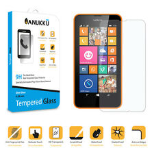 Protection d'écran en verre trempé Anukku 0,26mm slim pour Nokia Lumia 630 - 635