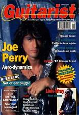 Aerosmith Joe Perry UK Guitarist' Interview Clipping ECLIPSED