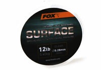 NEW Fox Surface Floater Floating Mainline Monofilament Line - All Types