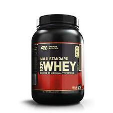 Optimum Nutrition ON Gold Standard Whey Protein Pulver, Eiweißpulver zum Muskela