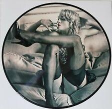 "Ultra Rare! Madonna HMV Oxford 12"" Picture Disc Vinyl lp"