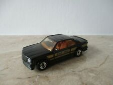 altes MATCHBOX  MERCEDES 500 SEC von 1984 TOP MADE IN MACAU