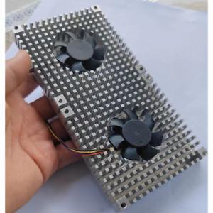 Geforce RTX30 Series Ultra Thin Aluminum Mechanical Hard Disk Cooler Heat Sink