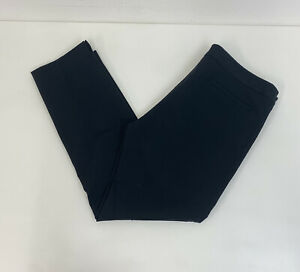 Ted Baker Black Trousers Size 5 (16 UK) Ladies W36 L28