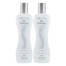 2 Biosilk Silk Therapy Original Cure Serum 12 OZ [PACK OF 2]