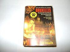 DE ROUCK ATLAS DU GRAND BRUXELLES TRES RARE !!! MINIATURE SPECIAL N° 100
