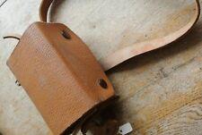 Vintage leather Camera case bag???