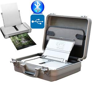 Mobile Printer Canon IP100 USB + Bluetooth IN Case Dicota Datasmart CC15