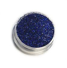 Good Night Zafiro Cristal Azul Láser Sombra De Ojos Purpurina Cuerpo Rostro Uña