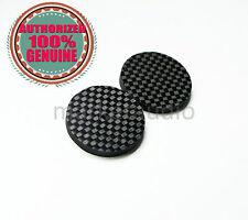 Sonarquest 4 Pcs 25mm Carbon Fiber Speaker Spike Cone Pad Isolation Base Feet