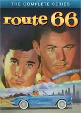 ROUTE 66: COMPLETE SERIES (Johnny Seven) - DVD - Region 1 Sealed