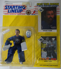 1993 Starting Lineup Grant Fuhr Buffalo Sabres Kenner Hockey NHL Action Figure