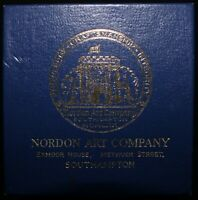 Nordon Art Company George Stephenson Father Of Railways Medal | KM Coins