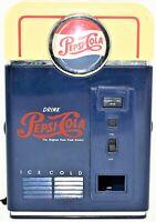 Pepsi-Cola Soda Pop Machine Radio 1998 Vintage AM/FM Working Portable Collector