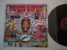 "GEORGE CLINTON LP ""YOU SHOULDN'T-NUF BIT FISH"" 83 CAPITOL ST12308 BOOTSY COLLINS"