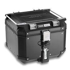 Bauletto Givi Monokey Trekker Outback 42 L alluminio Black Line - 42 litri