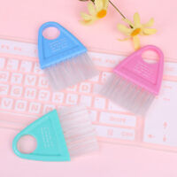 Mini Desktop Plastic Sweep Cleaning Brush Keyboard Brush Small Broom Dustpan_3C