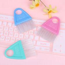Mini Desktop Plastic Sweep Cleaning Brush Keyboard Brush Small Broom Dustpan FO